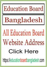All Education Board Website Address